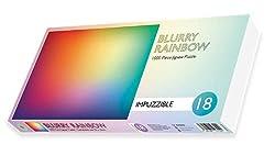 professional Blurred Rainbow – Elusive – 1000 Piece Puzzle