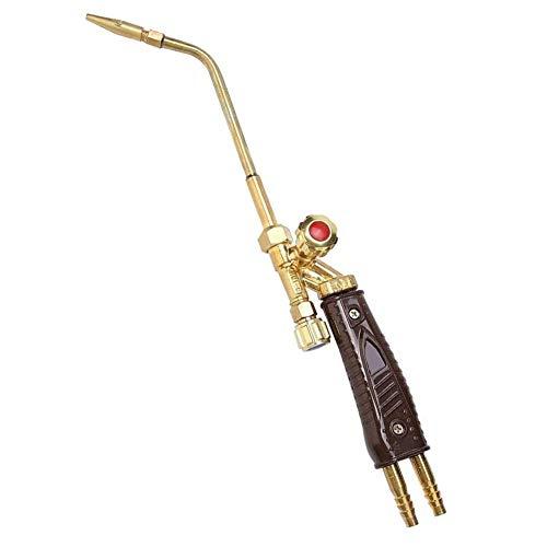 Herramientas electrónicas, Antorcha de soldadura Oxy-Propano Oxy-Acetylene Tipo de Inyección de Cobre Handheld Oxígeno Herramienta de Soldadura H01-6