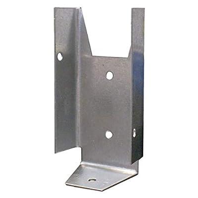 "Fence Clip Bracket Hanger 1-9/16"" W x 2-3/4"" H for 2"" X 4"" Fence Rails (50 Pack)"