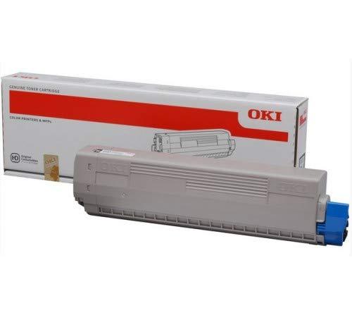 Ampertec Toner für Oki 44844508 schwarz