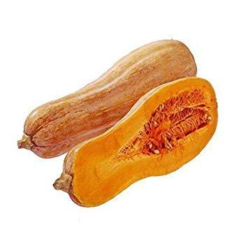 Potseed Honig-Kürbis-Samen 5Pcs / Packung gesund Bio-Gemüsesamen-Hausgarten Pflanze
