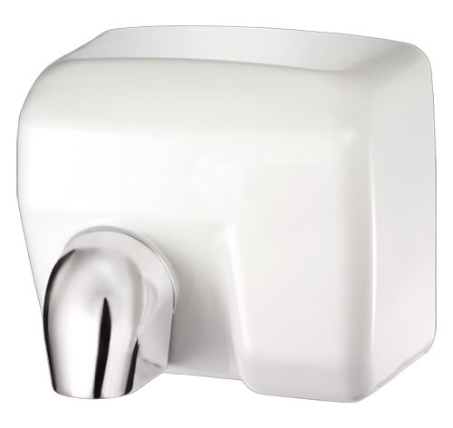 Palmer Fixture HD0901-17 Conventional Series Commercial Hand Dryer, White