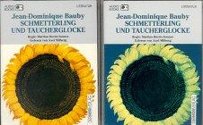 Schmetterling und Taucherglocke. Audiobook. 3 Cassetten. Lesung