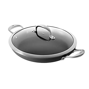 OXO Good Grips Non-Stick Pro Dishwasher Safe 12  Covered Fry Pan