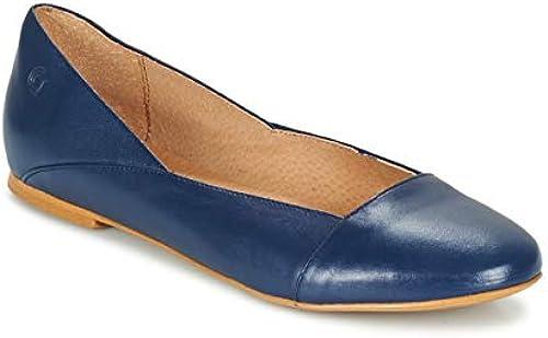 casual casual casual attitude TOBALO Ballerinas Damen Blau Ballerinas  bis zu 70% Rabatt