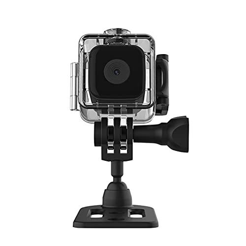 YUYAN Mini caméra imperméable Sports DV Outdoor Aerial Caméra 32G Magnétique Longue caméra de Secours, Vision Nocturne Infrarouge