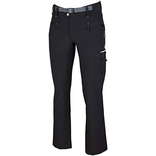 High Colorado Monte-M Pantalon de Trekking Homme, Black Modèle EU 28 (Short) 2020