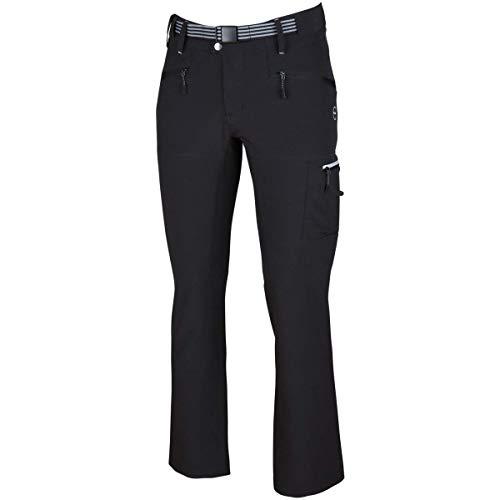 High Colorado Monte-M Pantalon de Trekking Homme, Black Modèle EU 28 (Short) 2020