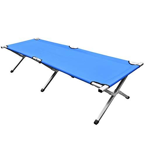 Albert Austin Folding Camping Bed – Portable Camp Bed, Camp Cot, Camping...