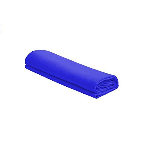 Telo Asciugamano in Microfibra Renato Balestra (Azzurro)