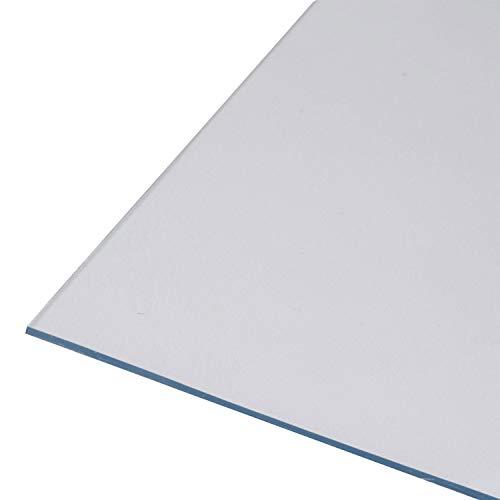 IRONLUX Placa Metacrilato Transparente de 4mm de Espesor, 507x762 mm