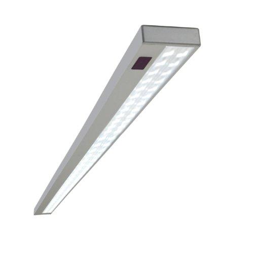 Rolux - Sehr edle 5W Aluminium Warmweiss Unterbauleuchte mit