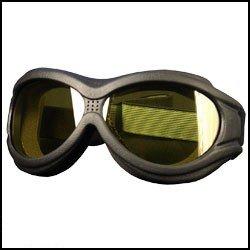 Gafas de cristal amarillo CE categoría 2 – UV400 Bikers Triker