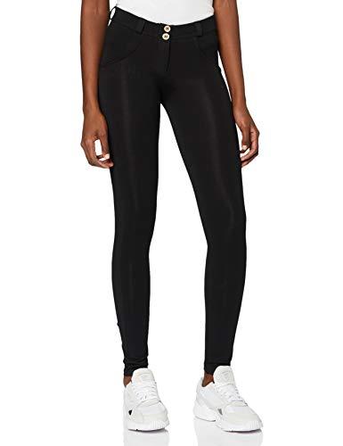FREDDY Pantalone WR.UP Skinny in Cotone Elasticizzato - Black - Medium