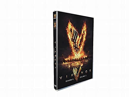Vikings Season 6: Vol. 2(DVD)
