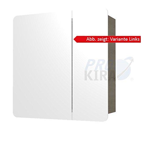 PELIPAL Pineo Spiegelschrank/PN-SPS 17-L/R/Comfort N/B: 65 cm