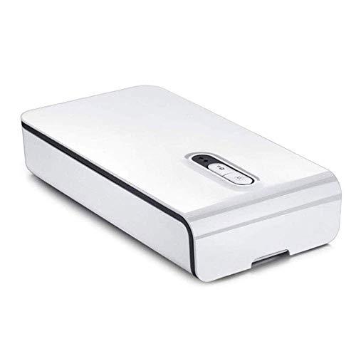 YZT QUEEN UV Sterilizer, USB Opladen Mobiele Telefoon Desinfectie Box kan worden gebruikt als een Mobiele Telefoon Houder, Ondergoed Sieraden Horloge Make-up Tool Sterilizer met Aroma Functie