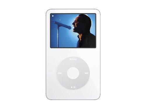 Apple iPod Classic, 5th Gen, 30GB - Blanco (Reacondicionado)