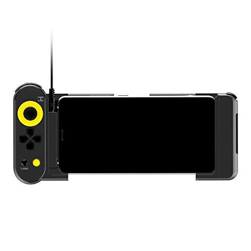 Joystick de manette de jeu mobile sans fil 4.0 pour GALAXYS10 / S10 NOTE9 Phone XR XS Phone 11 La plupart des iOS/Android Smart