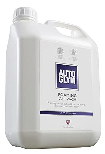 Autoglym - Espuma para Lavado del Coche, Champú para Coches que Hace Espuma de Alta Densidad para Eliminar los Contaminantes del Exterior, 2,5 l
