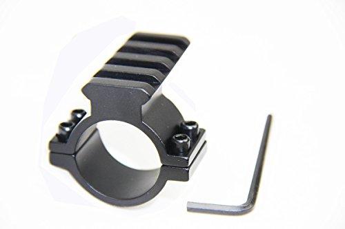 2 STÜCKE Taktische Jagd 30mm Zielfernrohr Ring Montieren 20mm Schiene Für Gewehr Additionl Taschenlampe Laser