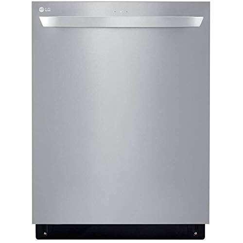 LG LDT5678SS 46 dBA Stainless Top Control Dishwasher