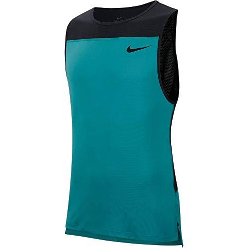 Nike M NP LV Débardeur Homme, Bleu Ciel, M