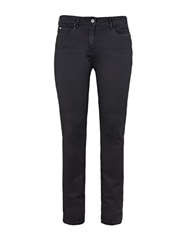 Million X Damen Jeans VICTORIA POWER W44 L30, schwarz