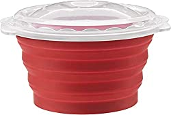 commercial Cuisinart CTG-00-MPM, Microwave Popcorn Maker, One Size, Red microwave popcorn popper