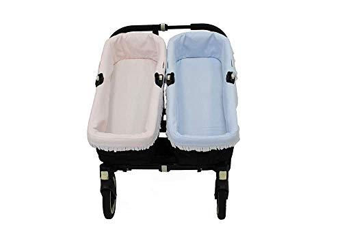 Cubre capazo personalizado para cochecito de bebé.: Amazon