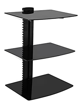 Best wall mounted component shelves Reviews