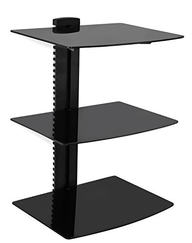Best 3 shelves audio video shelving review 2021 - Top Pick