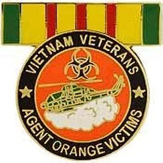 Vietnam Agent Orange VIC - Original Artwork, Expertly Designed PIN - 1