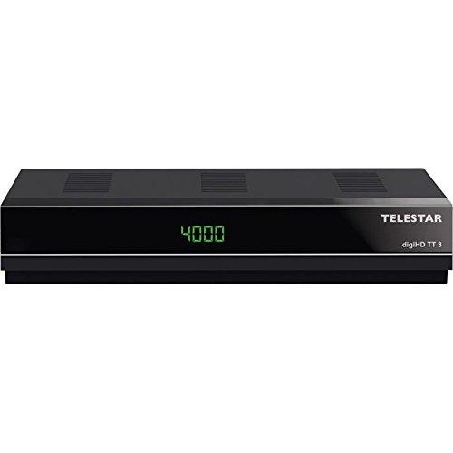 TELESTAR digiHD TT3 DVB-T 2 Receiver generalüberholt