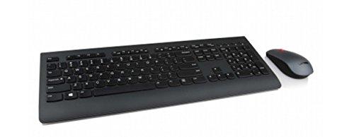 Lenovo Ultraslim PLUS Wireless Desktop Radio Transfer, PC / Mac, Keyboard