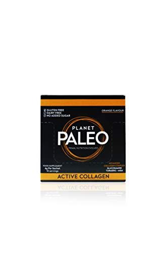 Planet Paleo Active Collagen Powder, 10 Sachets, 60 g