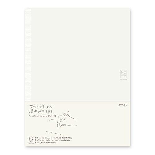 ミドリ ノート MDノート コットン A5  15137006