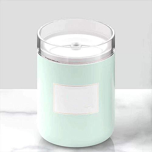 LY88 Car Cleaning Mini luchtbevochtiger desktop kandelaar thuis auto luchtreiniger nachtlampje thuiskantoor blauw