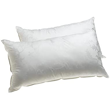 Dream Supreme Plus Gel Fiber-Filled Pillows, King (Set of 2)