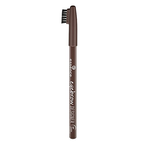 essence - Augenbrauenstift - eyebrow designer - dark chocolate
