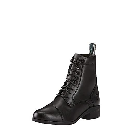 Ariat Women's English Paddock Boot, Black, 10.5