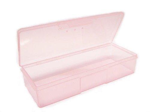 online-hut 1 x Feilen-Box in Pink