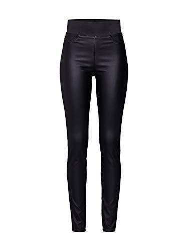 Freequent Damen Shantal-PA-Cooper Hose, Schwarz (Black 1000), 38 /L32 (Herstellergröße: M)