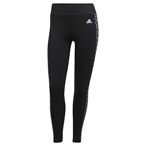 adidas Damen W Leo 78 TIG Strumpfhose (1/1), Black/Grey Four, S