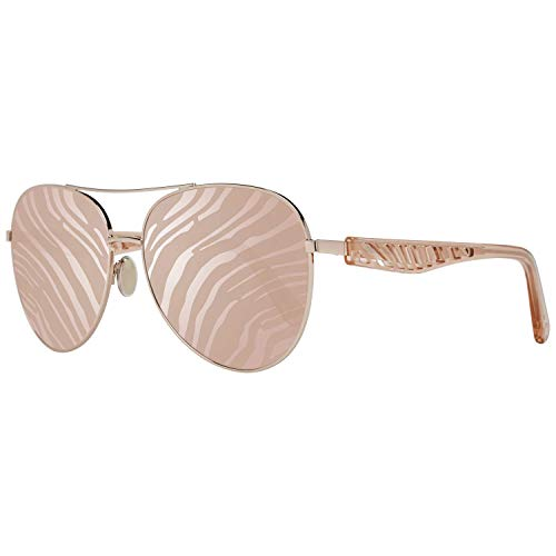 Roberto Cavalli - - All - Gold Women Sunglasses - Default Title