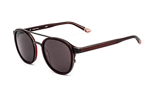 WOODYS BARCELONA Gafas de sol CRAZY JOE 03 burdeos Sunglasses