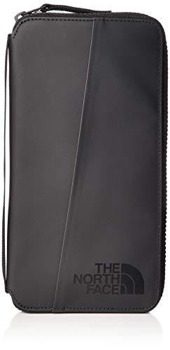 [ザノースフェイス] 財布 ストラトライナーパスポートワレット ブラック