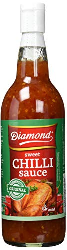 Diamond Süße Chilisauce für Huhn, 2er Pack (2 x 700 ml)