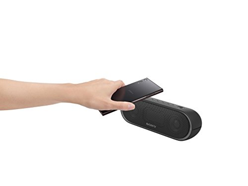 Sony XB20 Portable Wireless Speaker with Bluetooth, Black (2017 model)