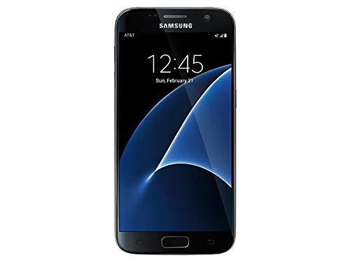 Samsung Galaxy S7 G930A 32GB AT&T Unlocked 4G LTE Quad-Core Phone w/ 12MP Camera - Black Onyx